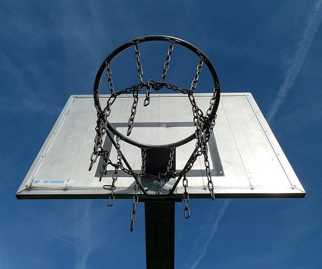 des chaines en fer pour filet de basket